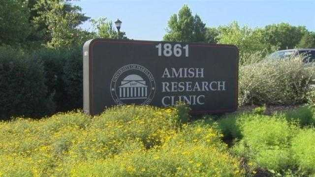 Amish research clinic