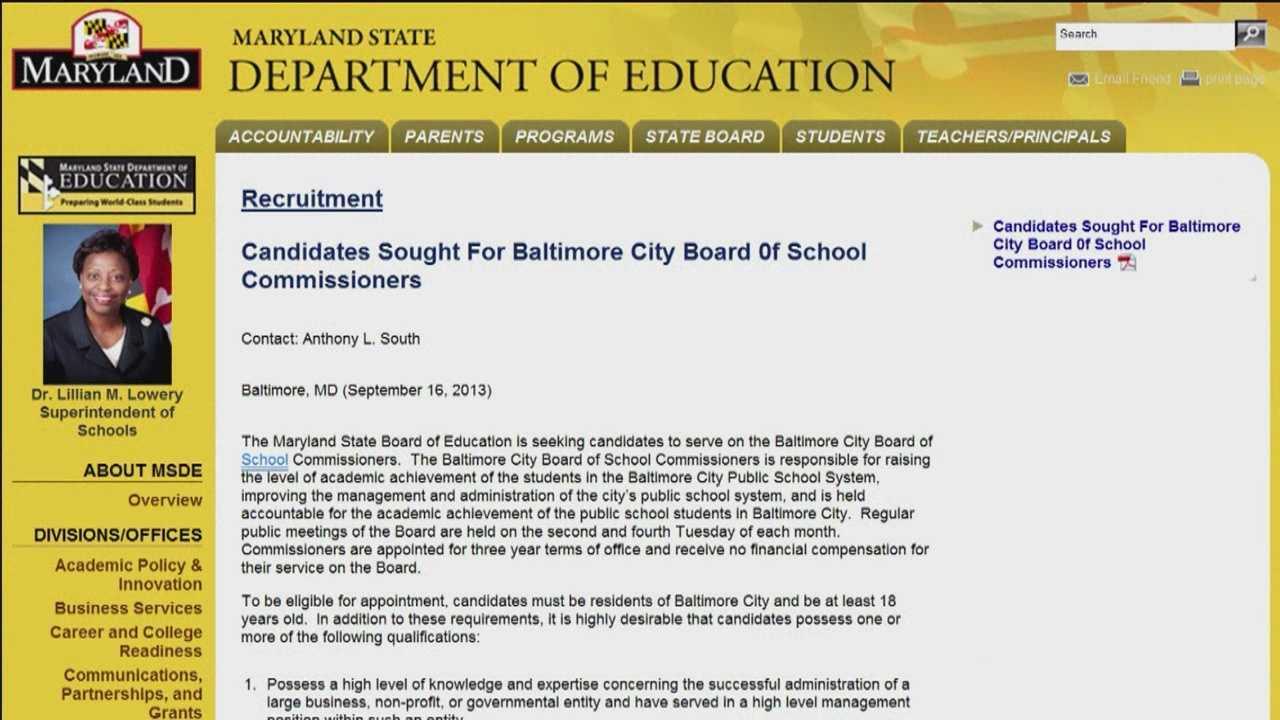 City looks for a new school board member