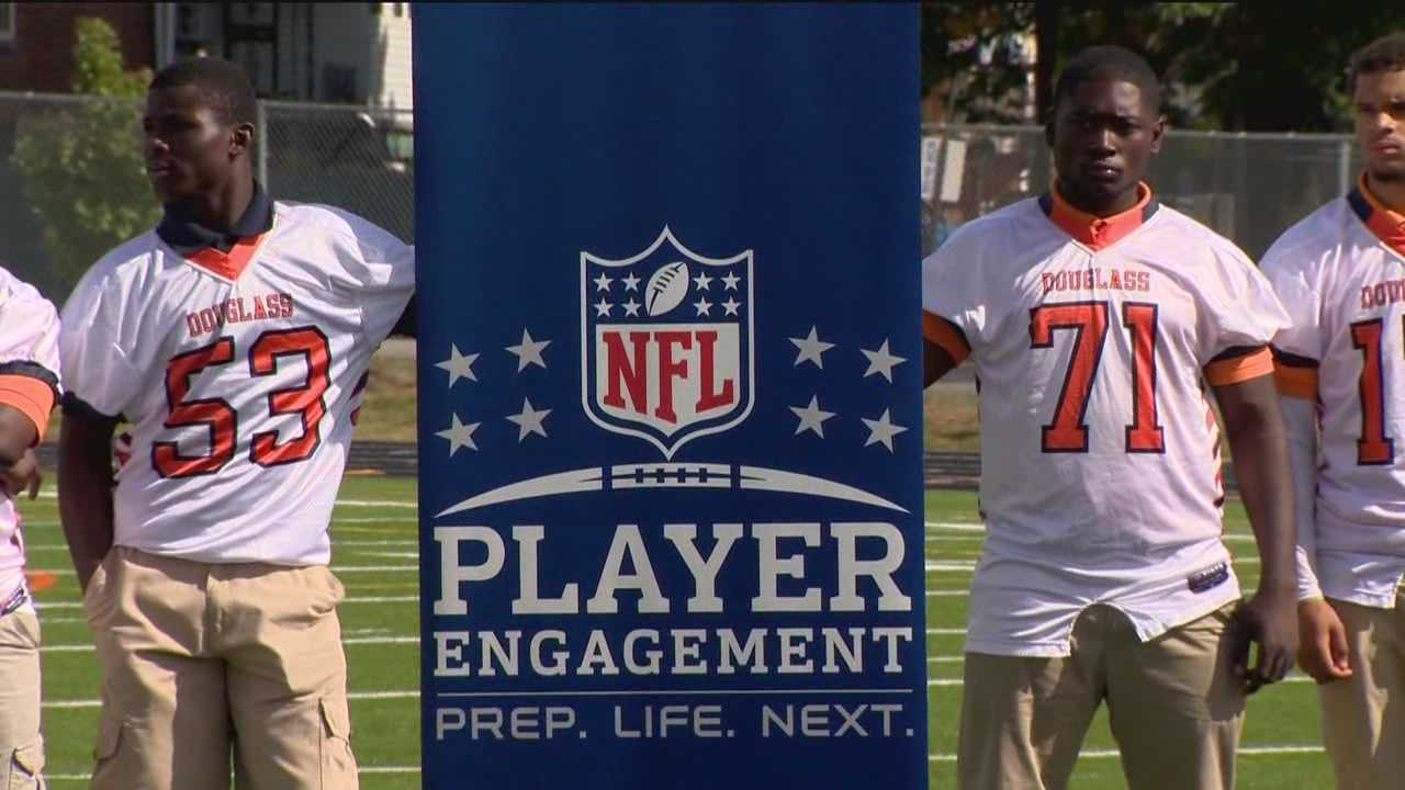 NFL First and Goal program puts academics first