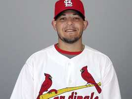 7. Yadier Molina, Cardinals