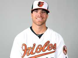 16. Chris Davis, Orioles