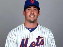 2. Matt Harvey, Mets