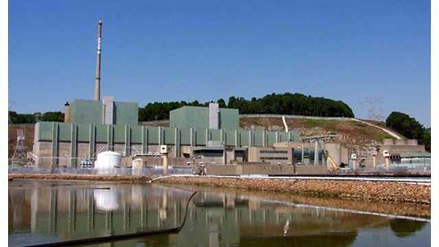 Peach Bottom Atomic Power Plant