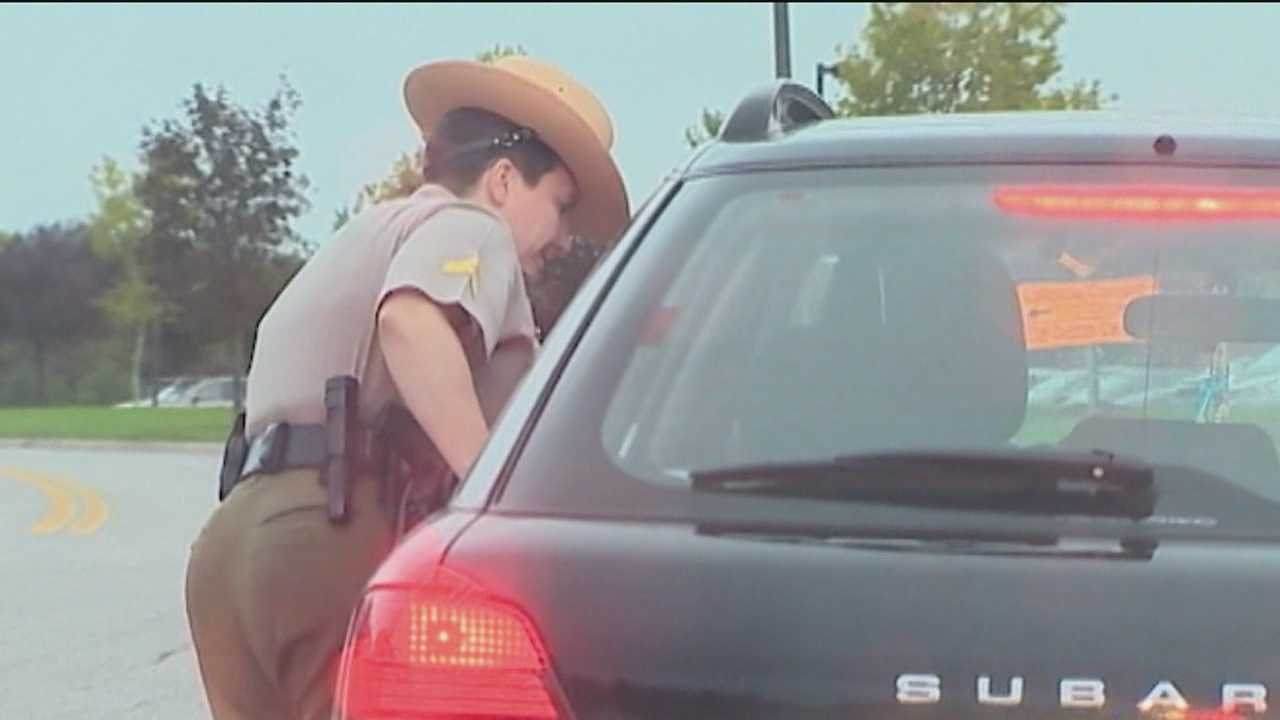 11 News rides will police on first day of handheld cellphone car ban