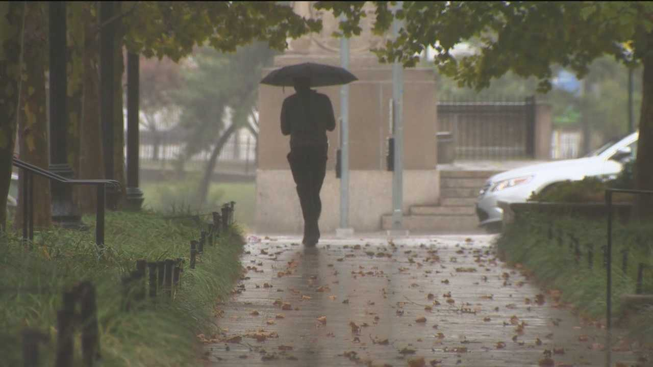 Rain helping to top off reservoirs