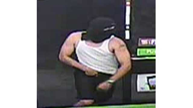 Annapolis police are searching for this 7-Eleven robber.