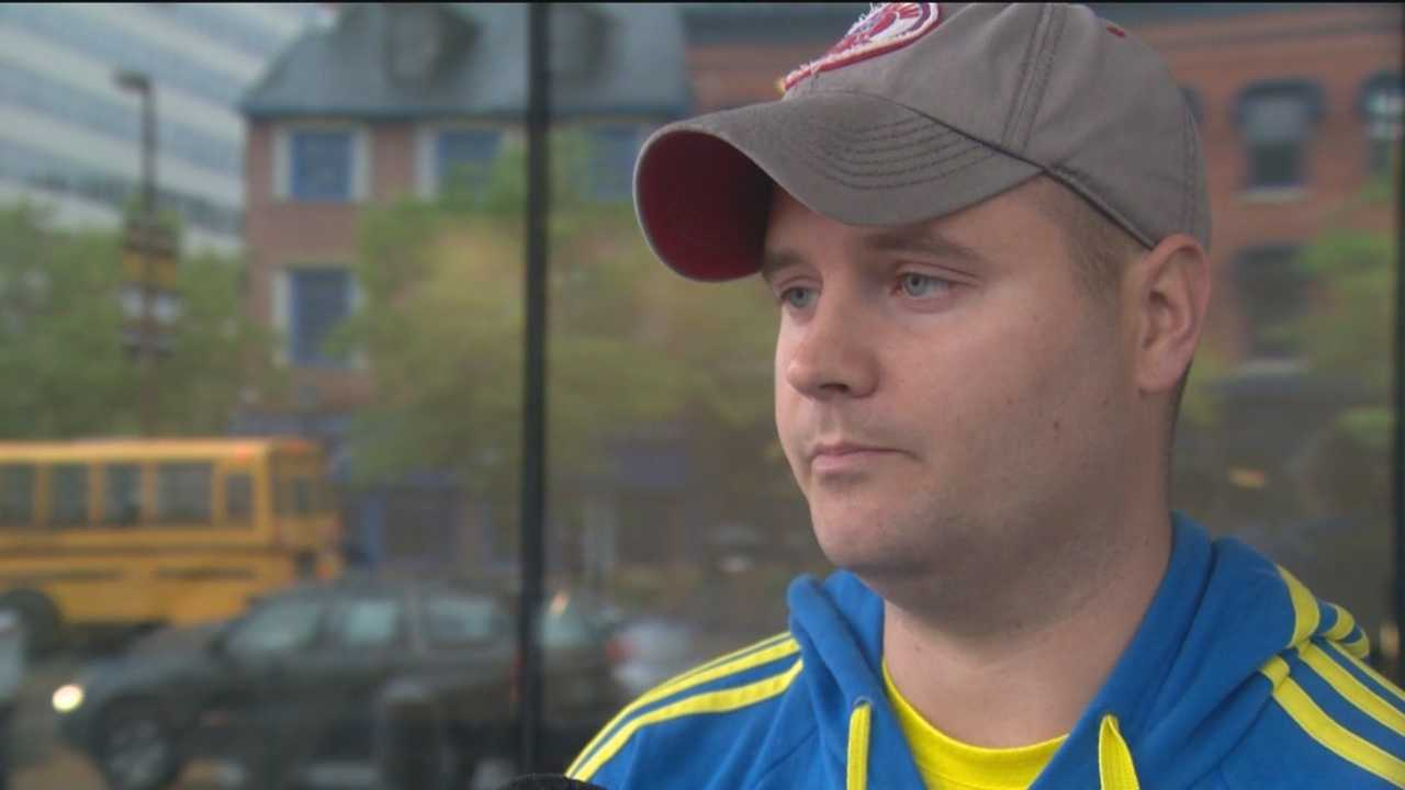 Marathoner to run in honor of those who can't