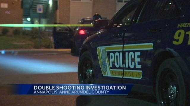 Annapolis double shooting