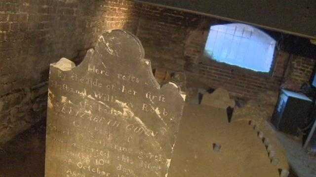 Westminster catacombs pkg