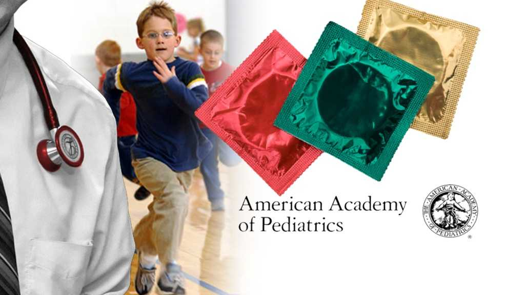 American Academy of Pediatrics condoms