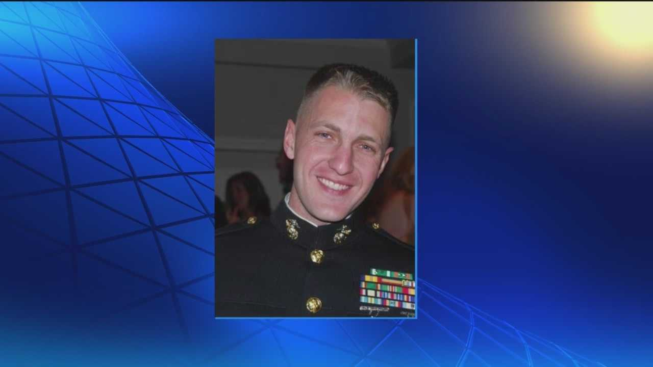 Md. Marine could be dishonorably discharged over email