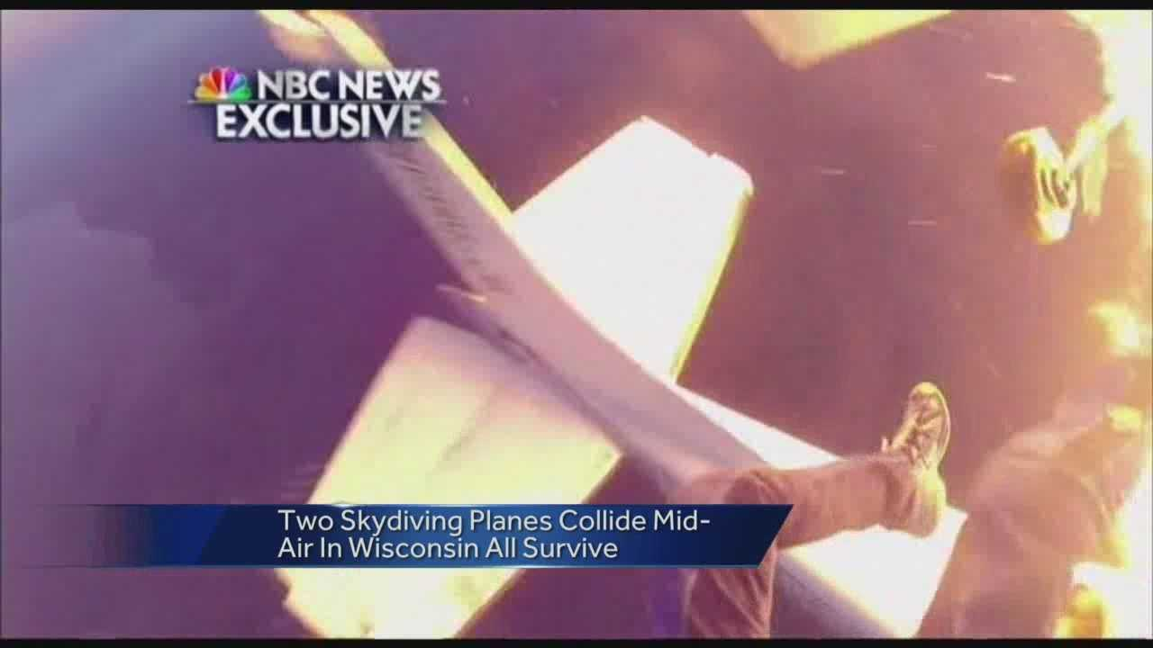 NBC skydiving video img