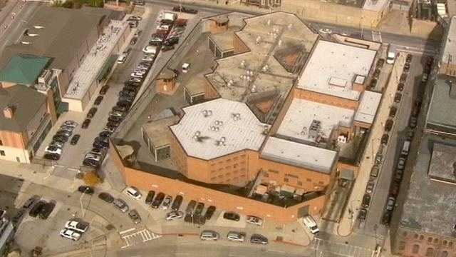 city detention center