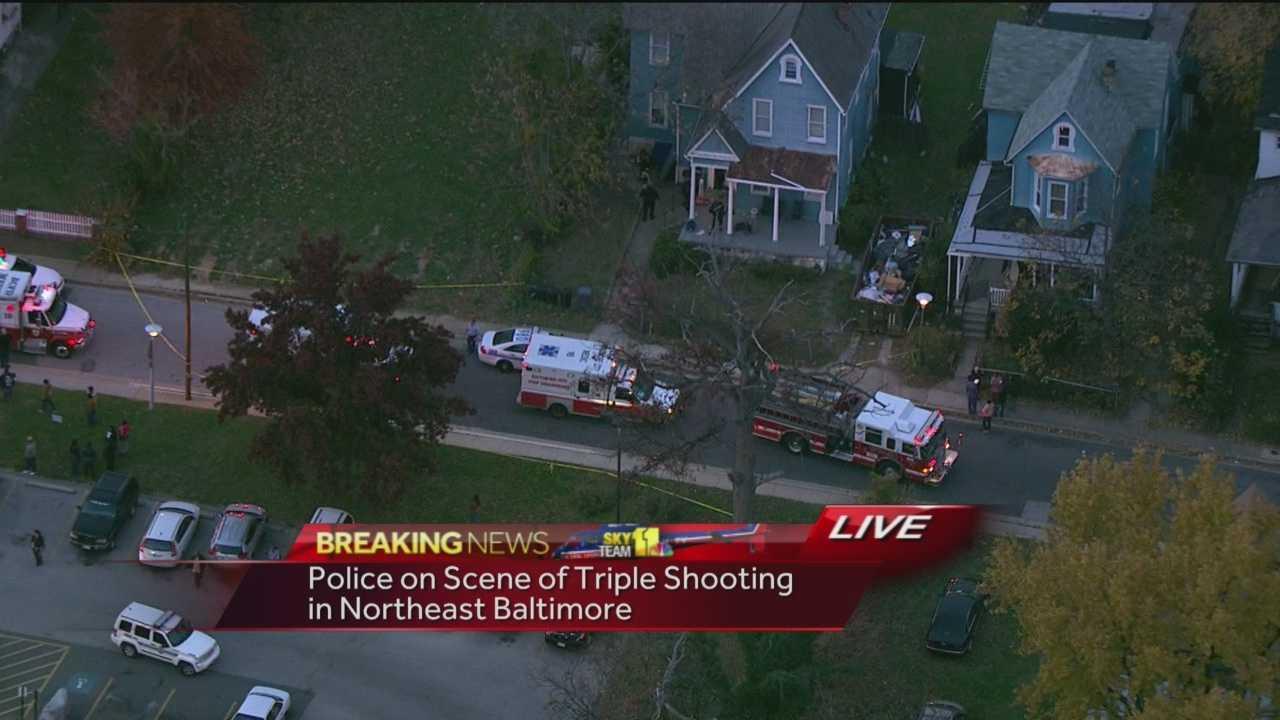 Wyanoke Avenue triple shooting