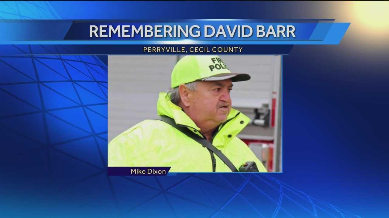 David Barr Jr.