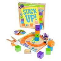 Stack Up! by Peaceable Kingdom (Suggested Age Range: 3-5 Years)