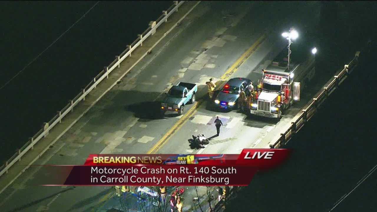 Route 140 crash