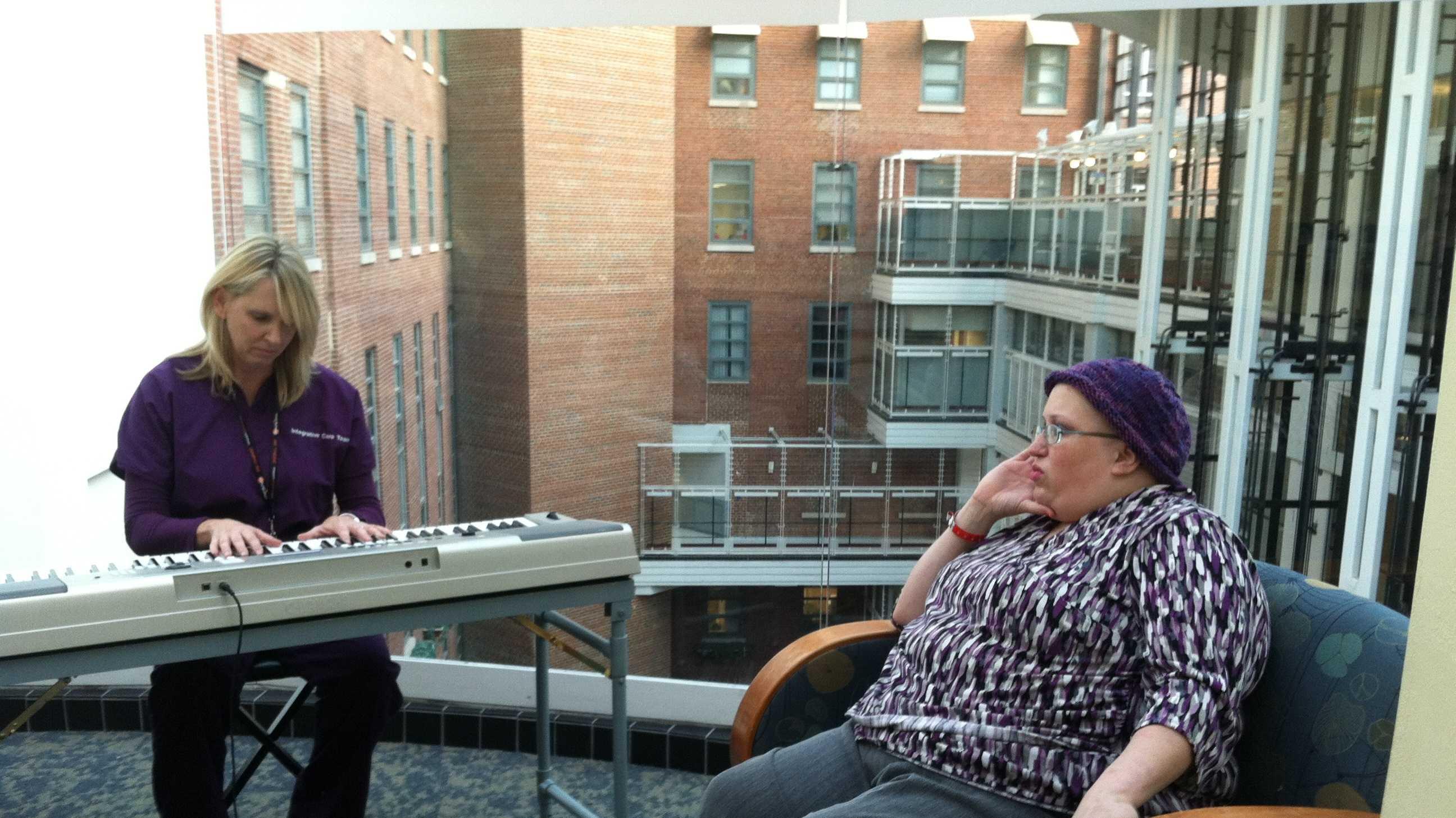 therapeutic music program