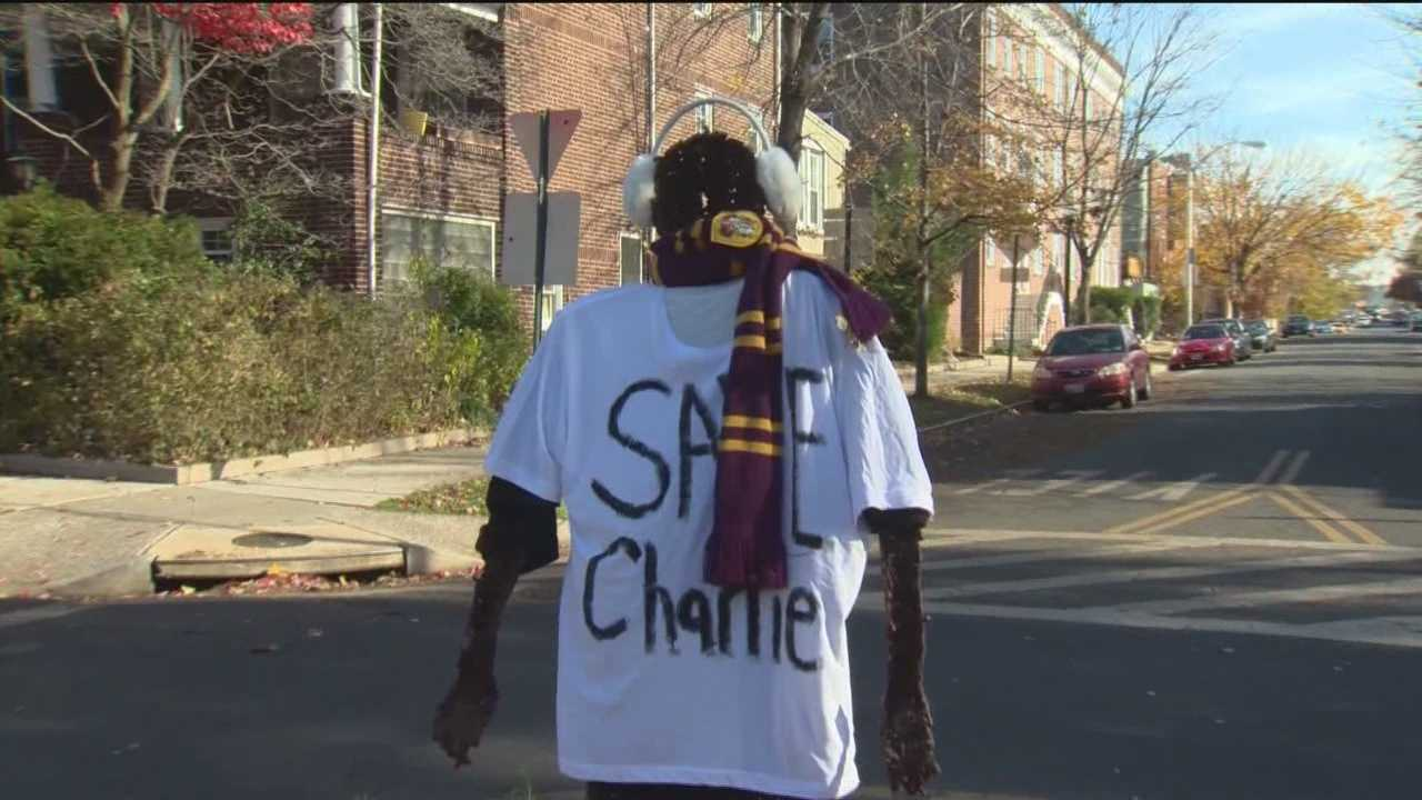 Owner of Charlie sculpture wants city to back off