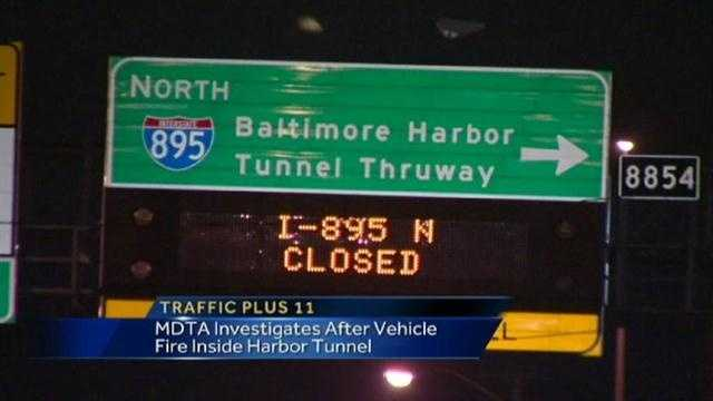 tunnel vehicle fire