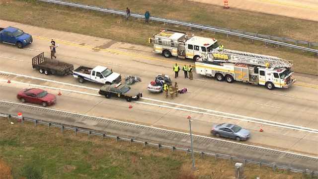 I-97 crash