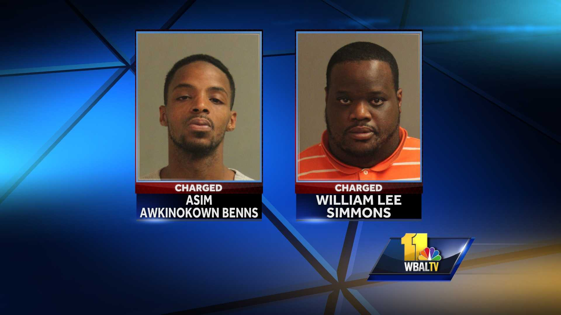 Asim Awkinokown Benns, William Lee Simmons