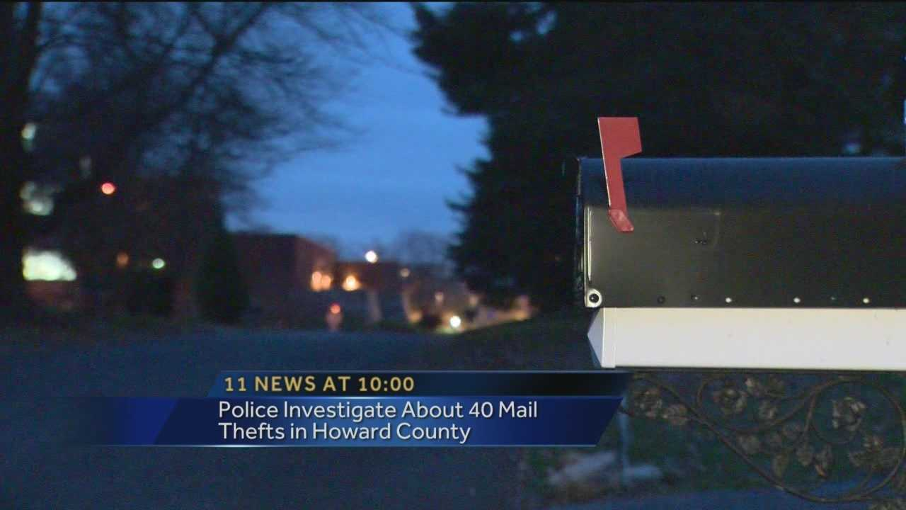 mailbox with red flag up