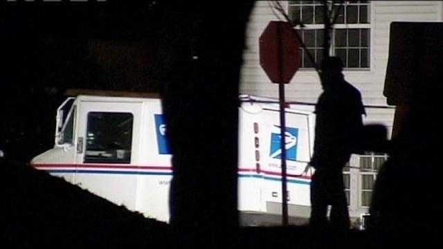 mail carrier death scene