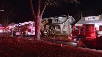 No one was hurt, investigators said.
