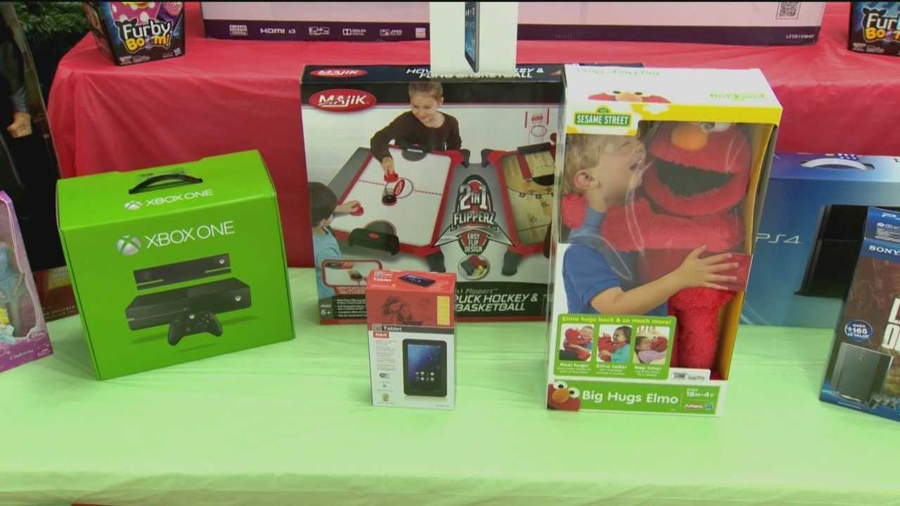 Black Friday shoppers prepare for door buster deals