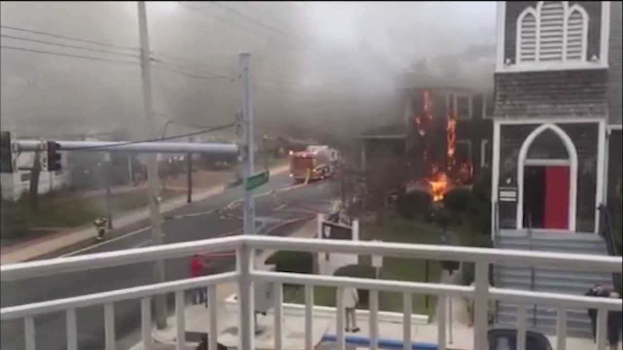 2 killed, 1 injured in Ocean City fire