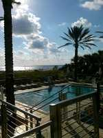 Hotel: South Beach Marriott/Miami Beach, FloridaOffer: 30% off regular room ratesValid for Travel: Dec. 9-20, 2013 and Jan. 3-9, 2014.Reservations: Book online at marriottsouthbeach.com with promo code 7YM