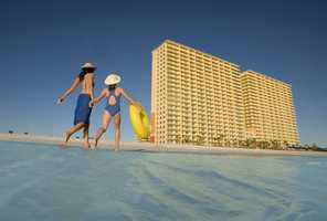 """Southern Vacation Rentals: 800-406-5714Southern Vacation Rentals is offering 10% off online bookings for its Panama City Beach, Fla., properties anytime in 2014 for those booking Cyber Monday and using the code """"CYBER."""""""