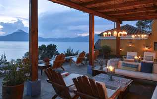 """Hotel: Casa Palopo/GuatemalaOffer: 35% off room rates, as low as $91Valid for Travel: May 1 - June 30, 2014 and Sept. 1 - Oct. 31, 2014Reservations: Email reservations@casapalopo.com and mention """"Cyber Offer"""""""