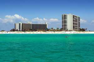 """Hilton Sandestin Beach Golf Resort & Spa4000 Sandestin Blvd., SouthDestin, Florida 32550http://www.sandestinbeachhilton.com/Book your stay between Nov. 29, 2013 and Feb. 28, 2014, and receive 30% off its best available rates. This offer is only available on Black Friday, Nov. 28, from 8 a.m. to 5 p.m. (CST). It's based on double occupancy and a two (2) night minimum stay&#x3B; standard room accommodations&#x3B; limited availability&#x3B; reservations must be paid in full at the time of booking&#x3B; reservations are 100% non-refundable and cannot be cancelled or adjusted in any way&#x3B; not applicable to existing reservations or contracted groups&#x3B; the Hilton Sandestin Beach reserves the right to modify or discontinue this offer at any time at its sole discretion. This offer is not bookable online. Call 800-559-1805 to make reservations and mention package code """"BF"""""""
