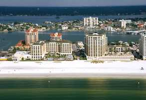 Hotel: Sandpearl Resort/Clearwater Beach, FloridaOffer: 40% off Gulf Front Rooms & SuitesValid for Travel: Dec. 2, 2013 – Feb. 13, 2014Reservations: Book online at www.sandpearl.com with promo code CYBER