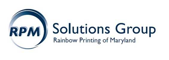 RPM Solutions GroupRainbow Printing of MarylandRosedale, MDFamily-owned and operated, this printing, mailing and promotional products company is offering a discount to other small business in the area in printing their brochures, business cards, postcards, calendars, promotional items and direct mail pieces. All orders placed by Jan. 1, 2014, will receive 10% off. For questions, contact them at 443-559-0563.