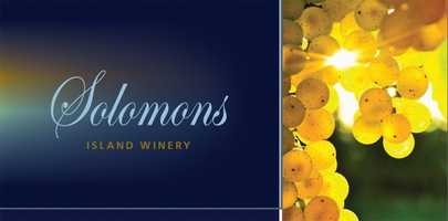 Solomons Island Winery515 Garner RdLusby, MD 20657410-394-1933http://www.solomonsislandwinery.com/Right now through Sunday, Dec. 1 (closed Thanksgiving), Solomons Island Winery is having a Thanksgiving Week Sale. Stop in to take advantage of these deals: All Solomon Island mist wine is on sale for $10 a bottle (normally $12). Include a bottle of one of the winery's dessert wines (Chocolate Raspberry Port or Riesling Icewine) in your purchase and get 20% discount off that purchase. Maximum discount available during the sale is 20% off. Tasting room hours are 11 a.m. to 5 p.m.