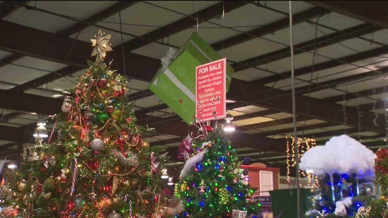 Festival of Trees ushers in holiday spirit