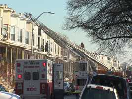 Investigators are still trying to figure out what caused the fire.