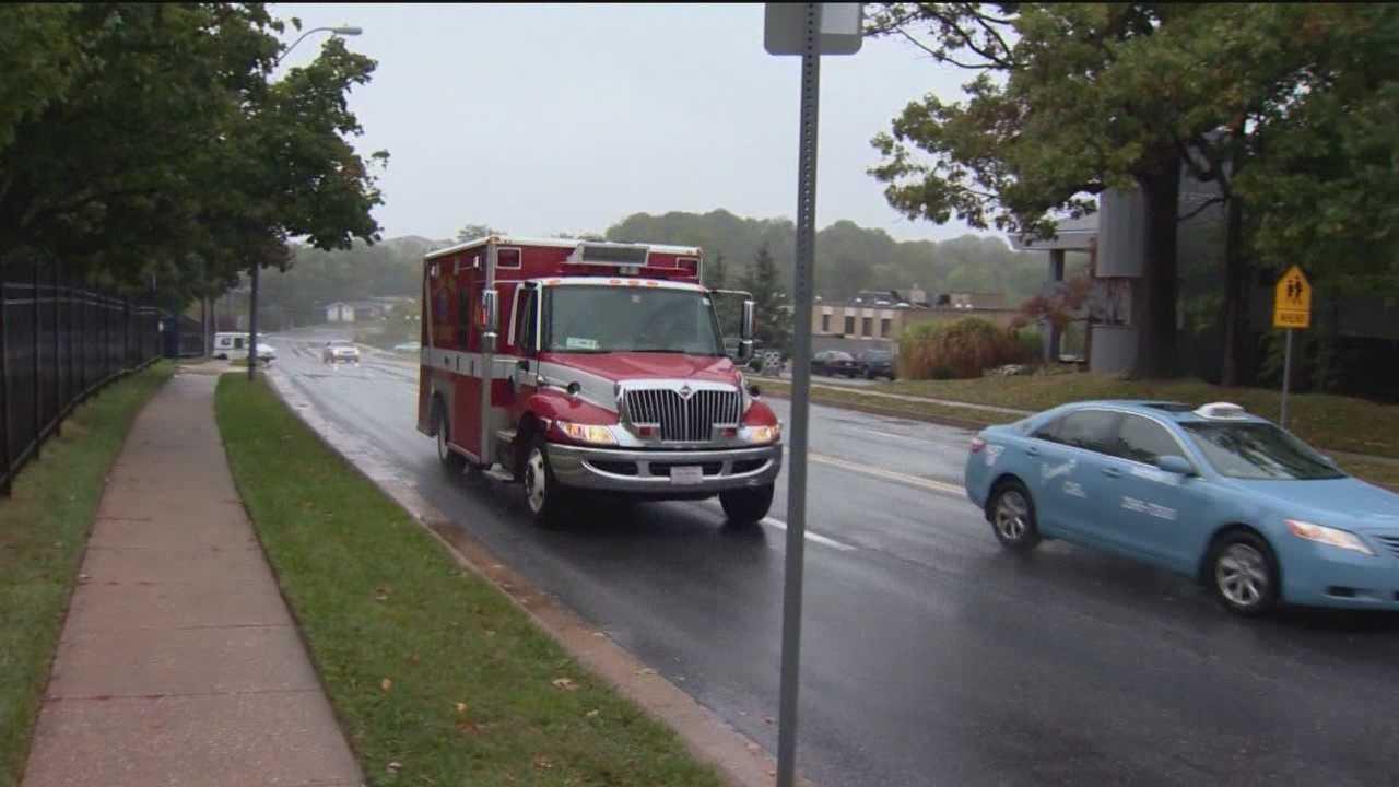 County report probes woman's fall from ambulance