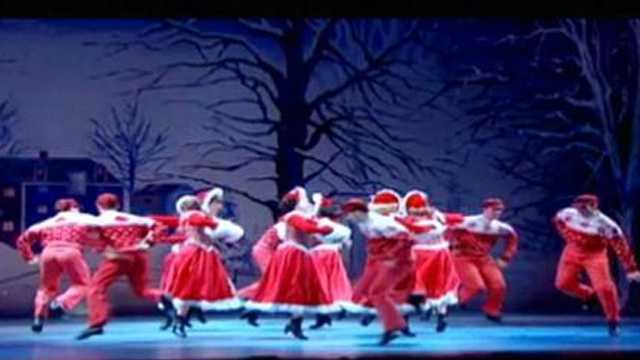 White Christmas show image