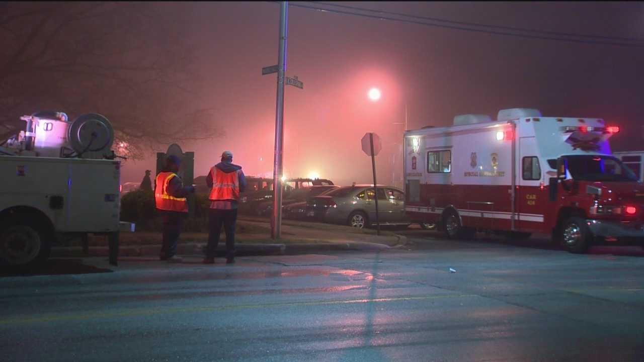 Woman killed in NE Baltimore apartment fire