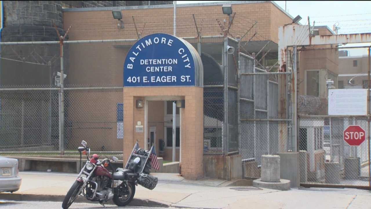 Baltimore City Detention Center