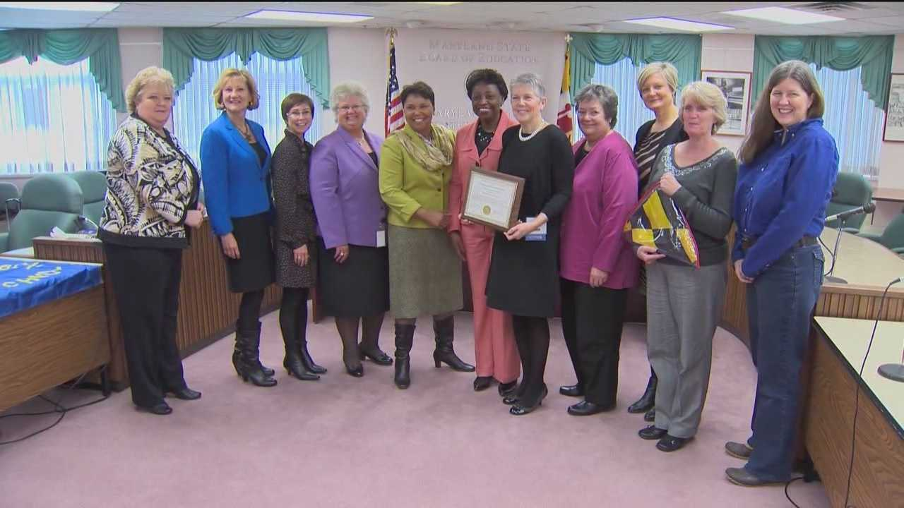 Maryland's newest Blue Ribbon recipients included Linthicum Elementary School in Anne Arundel County and five other schools in the state.
