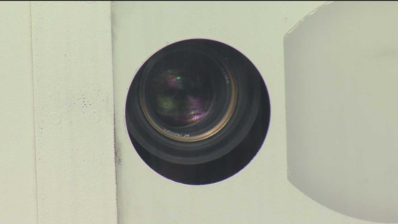 City to cut ties with speed camera operator