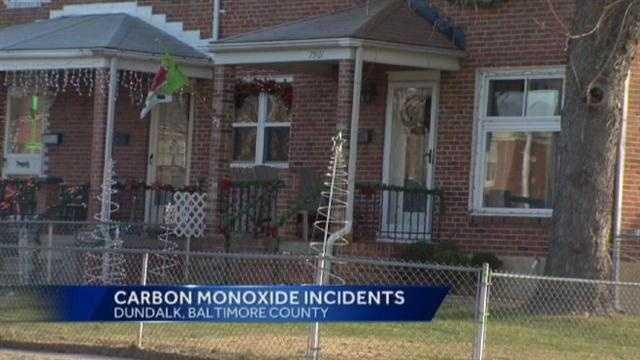 carbon monoxide scene