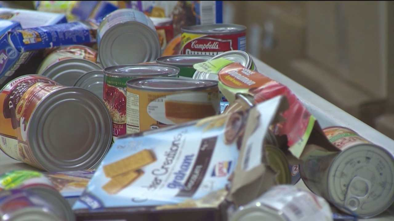 Enoch Pratt Free Library offers Food for Fines donation program