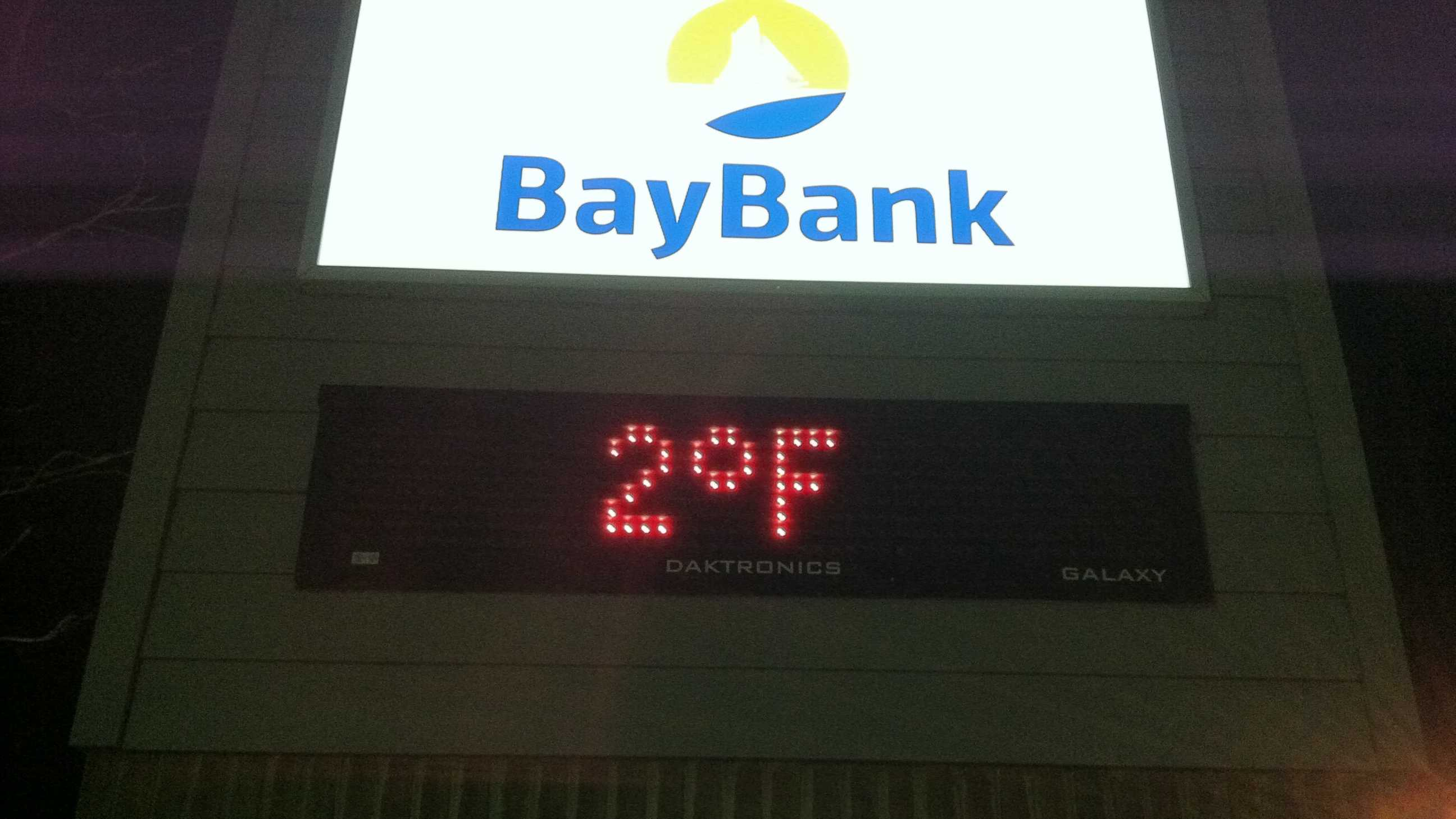 2 degree sign in Cockeysville