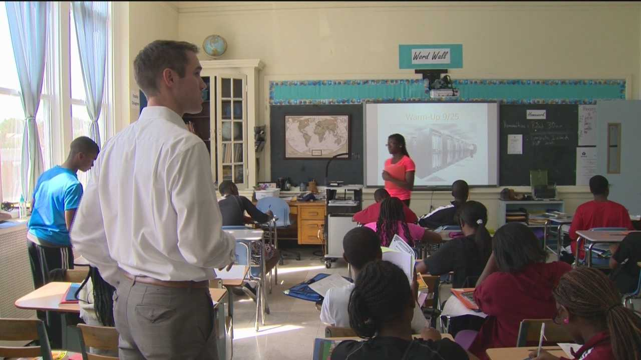Education Week: Maryland graded B